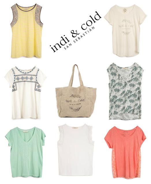 Camisetas Indi & Cold
