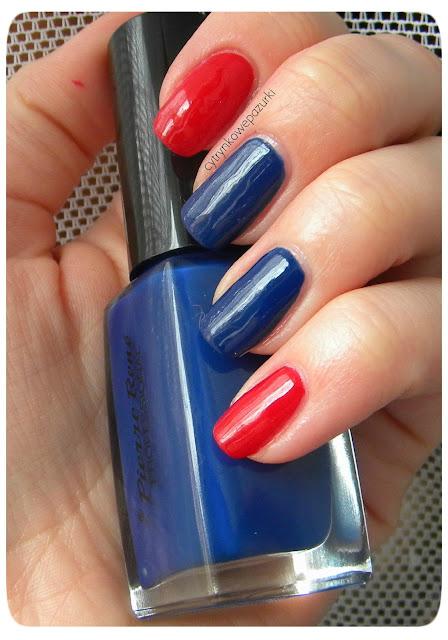 Pierre Renne 304 Excentric Cobalt i 42 Monroe Red