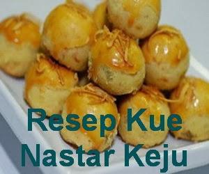 Resep Kue Nastar Keju Kraft Spesial