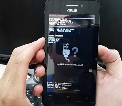 Cara Mengatasi Asus Zenfone C Bootloop Harga Tekno