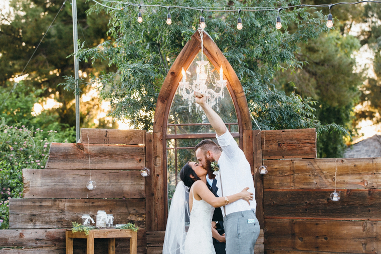 A Rustic Chic Wedding at My Vintage Venue