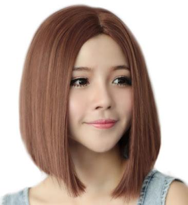 Model Rambut Pendek Wanita Masa Kini