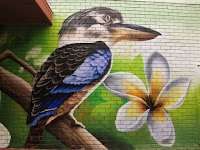 Dickinson Street Art in Canberra   Art by Peque