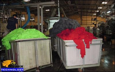 Hóa chất polymer khử màu nước thải dệt nhuộm chuyên dụng – Thuốc nhuộm hoạt tính