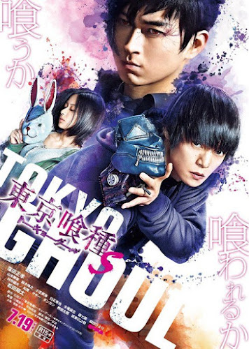 Visual Film Tokyo Ghoul S Live-Action