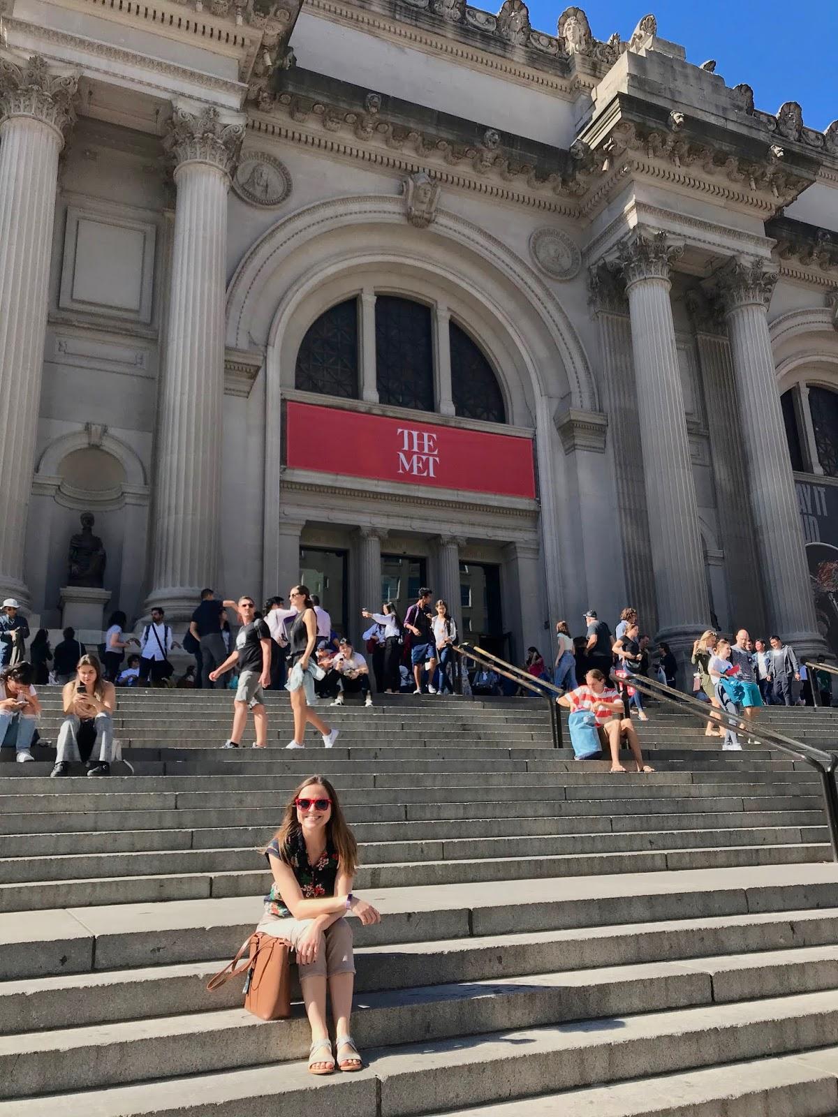 The Metropolitan Museum of Art, New York - Maggie May
