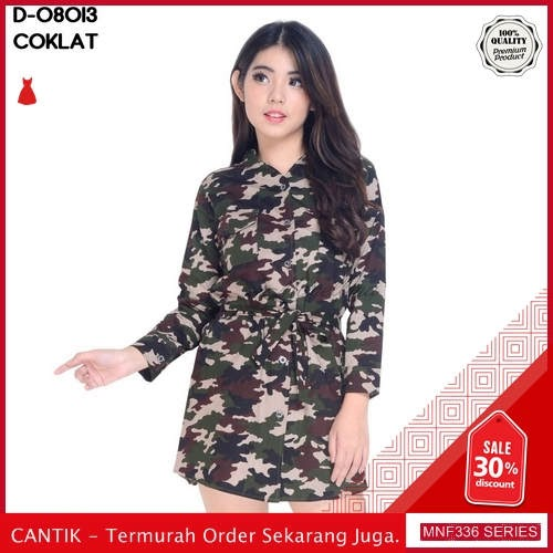 MNF336B125 Baju Muslim Wanita 2019 D 08013 Army 2019 BMGShop