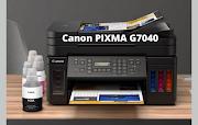 Canon PIXMA G7040 Driver Softwar Free Download
