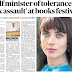 Sheikh Denies Sexual Assault Claim After The U K literary Festival Vows  to return Not to United Arab Emirate (Abu Dhabi)