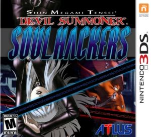 Rom Shin Megami Tensei Devil Summoner Soul Hackers 3DS