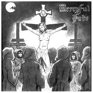 Το ομώνυμο ep των Mercyful Fate