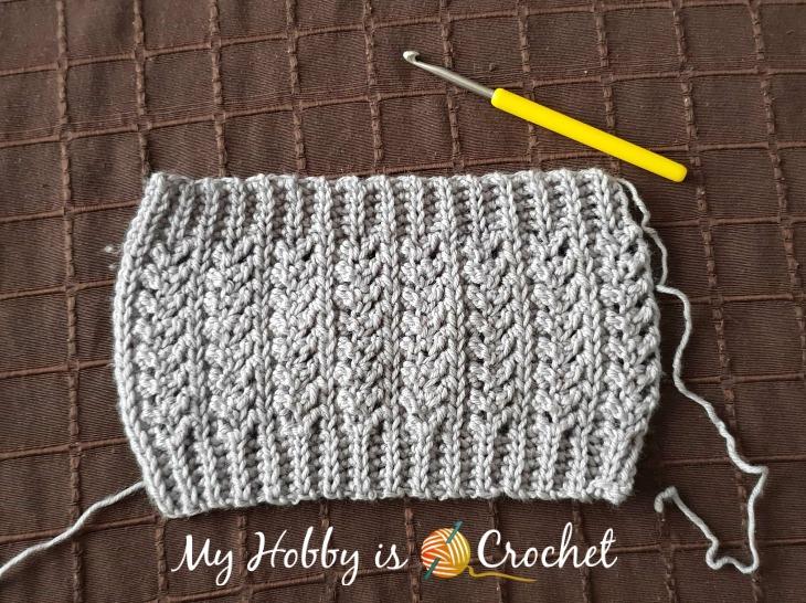 Chic Aran Boot Cuffs/ Toppers - Free Crochet Pattern