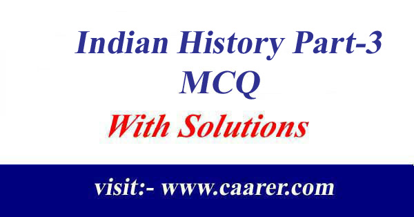 Indian History Part-3