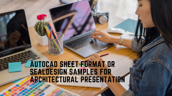 AutoCad-Sheet-format-or-seal-design-samples-for-Architectural-Presentation