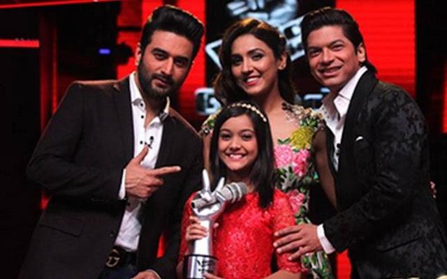 the voice kids winner nishtha