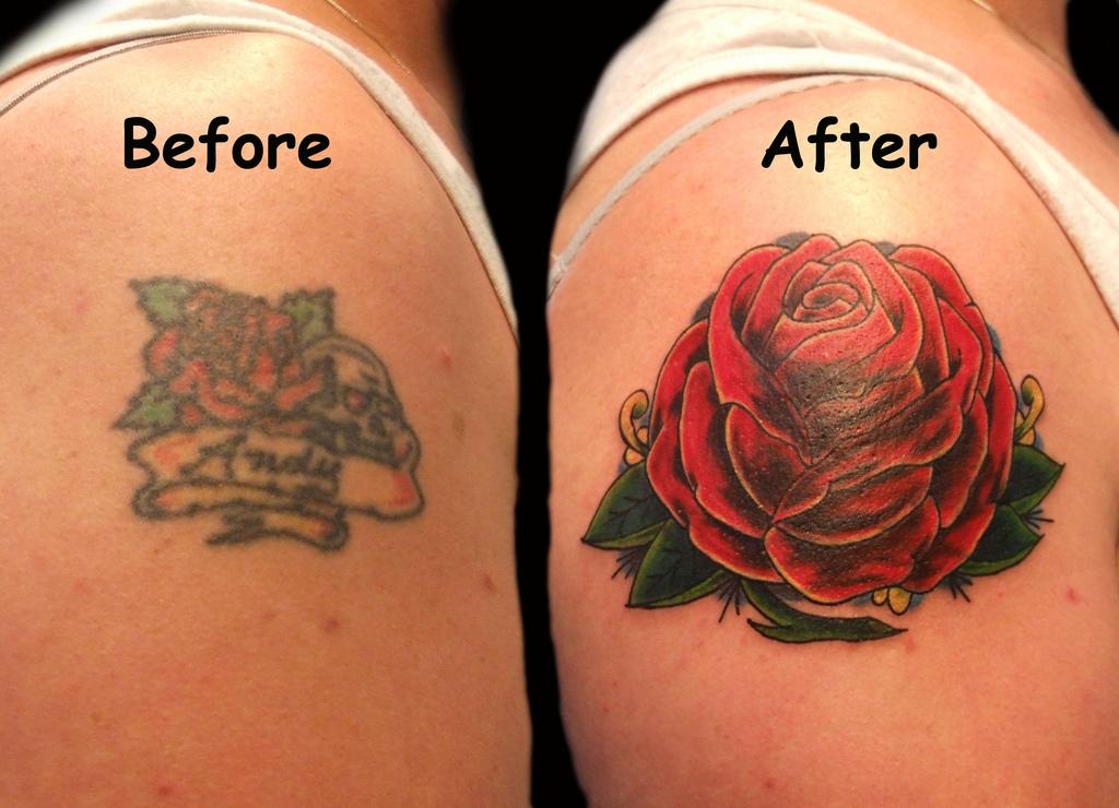 Tattoo Cover Ups Designs: Heritage Tattoo: Tattoo Cover Ups