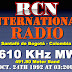 Colombia: RCN International Radio 610 AM