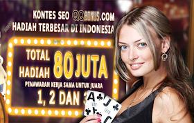 QQBonus Situs Judi Bola Online Terpercaya dan Resmi di Indonesia