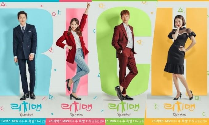 Rich Man [Korean Drama] in Urdu Hindi All Episodes| Download and Watch Online [Episode 1-16 Added Complete]