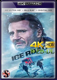 The Ice Road (2021) WEB-DL 4K UHD HDR SUBTITULADO