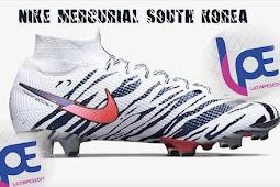 Nike Mercurial Korea Boots - PES 2017, 2018, 2019 & 2020