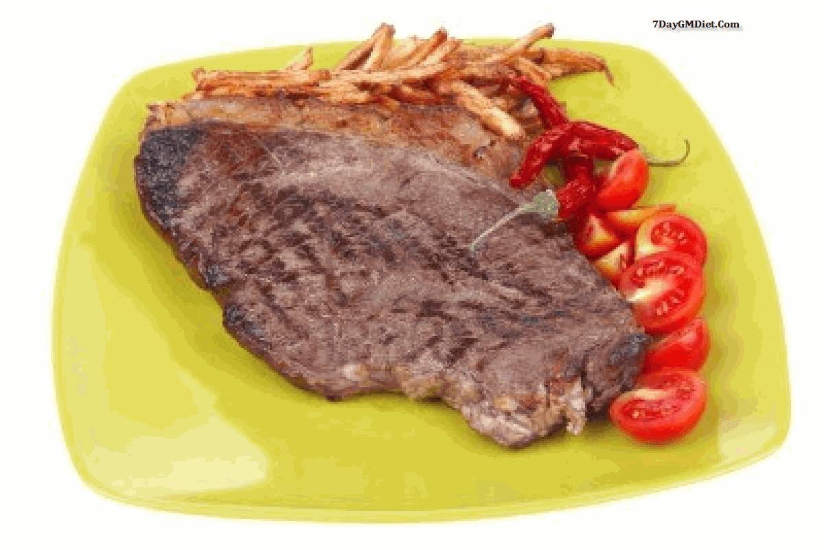 GM Diet Day 5 Non-Veg Recipes
