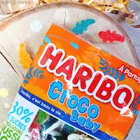 • Haribo : Croco Baby