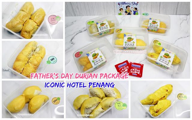 Penang Durian Iconic Hotel Penang Penang Food Blog Blogger