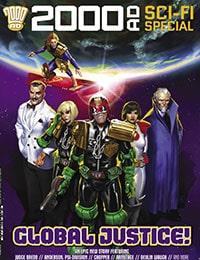 2000AD Sci-Fi Special