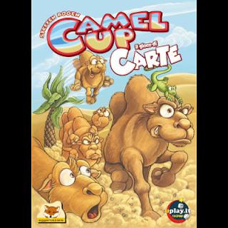 Camel up (o camel cup?) Il gioco di carte [Recensione]