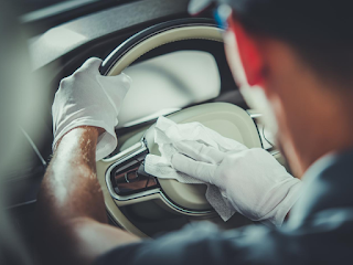 como limpiar el vehículo por contagio de coronavirus