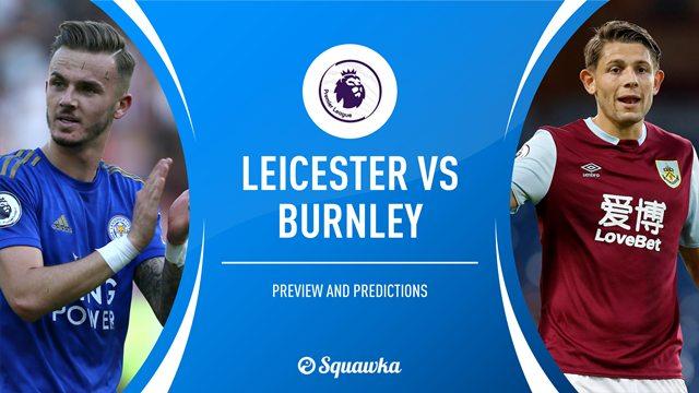 مشاهدة مباراة ليستر سيتي وبيرنلي بث مباشر اليوم 20-09-2020 بالدوري الإنجليزي