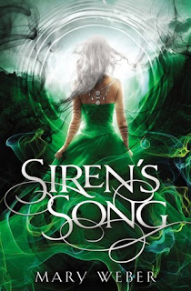 Siren's Song by Mary Weber the third book in the Storm Siren trilogy