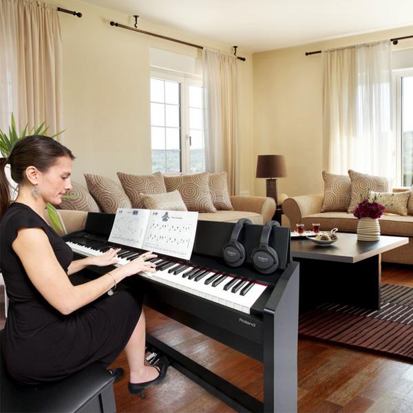 Đàn Piano điện Roland F-120 Cũ Giá Rẻ