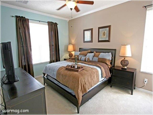 غرف نوم مودرن - الوان غرف نوم 1 | Modern Bedroom - Bedroom Colors 1