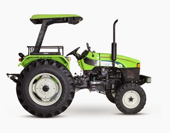 Tractor Info: PREET 6049