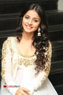 Telugu Actress Mahima Makwana Stills in White Desginer Dress at Venkatapuram Movie Logo Launch  0154.JPG