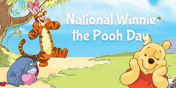 National Winnie the Pooh Day Wishes for Whatsapp