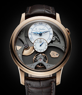 Montre Romain Gauthier Insight Micro-Rotor