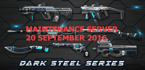 Server Maintenance PB Garena 20 September 2016