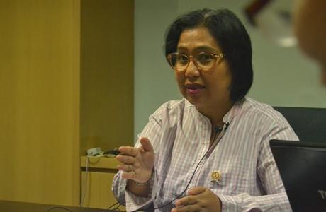 Soal Rohingya, Irma Suryani Chaniago Nilai Kritik Fadli Zon Terkesan Memojokan Pemerintah