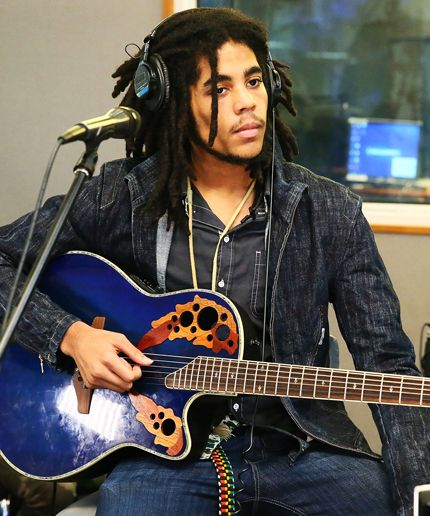 Audio: Bob Marley's Grandson, Skip Marley Looks & Sounds Just Like Him