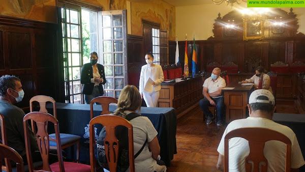 Los Llanos de Aridane adjudica cinco nuevos huertos municipales