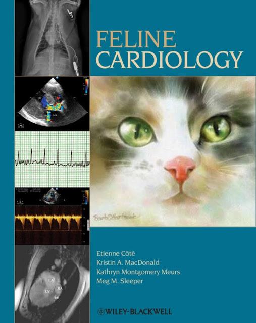 Feline Cardiology - WWW.VETBOOKSTORE.COM
