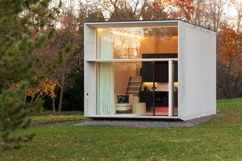 koda prefab tiny house