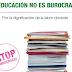 STOP BUROCRACIA - Encuesta - Tu opinión cuenta