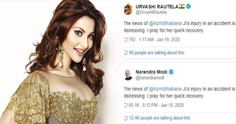 Bollywood actress Narendra Modi tweeted on Twitter,www.thekeralatimes.com