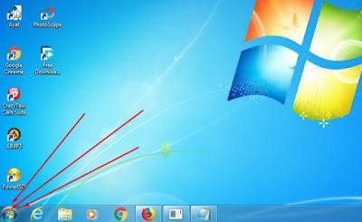 Nonaktifkan Windows Firewall
