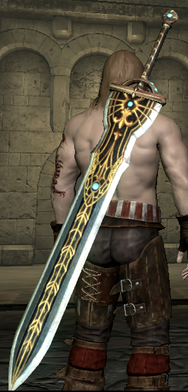 Skyrim Mods Highlights: TERA Weapons Collection for Skyrim