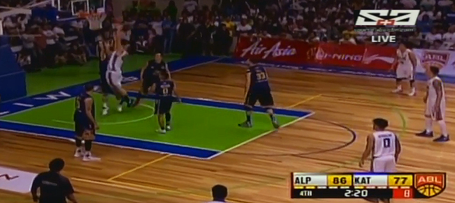 HIGHLIGHTS: Alab Pilipinas vs. Kaohsiung Truth (VIDEO) December 4